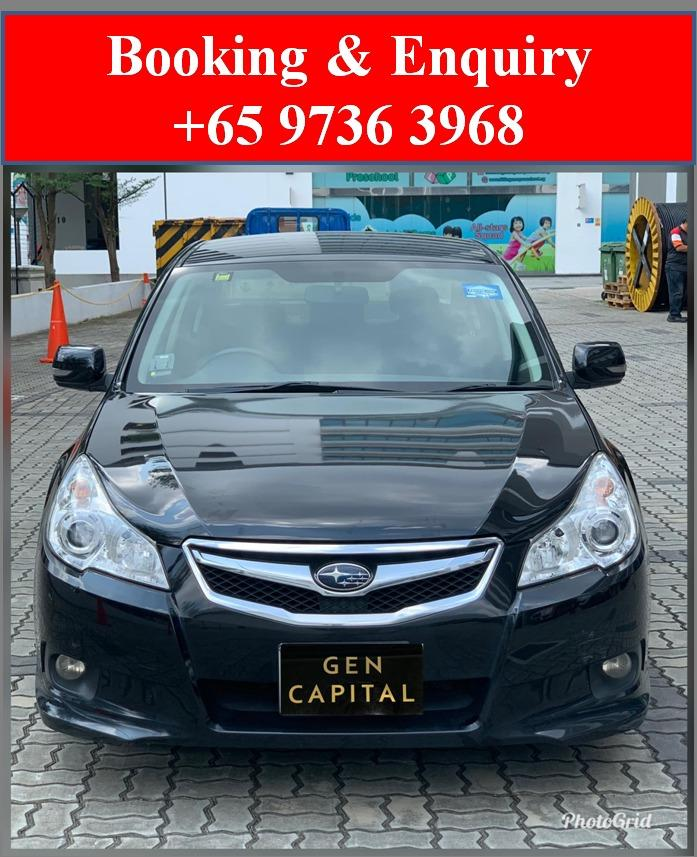 Subaru Legacy *Lowest rental rates, good condition!