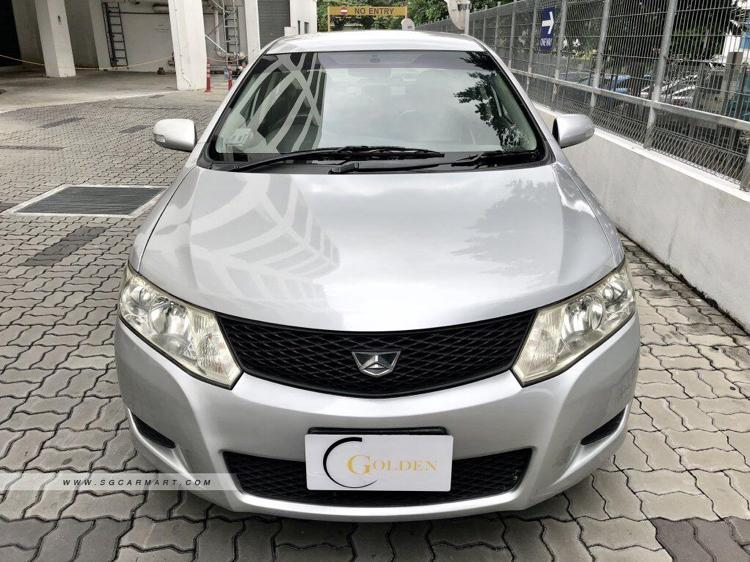 Toyota Allion $50 Toyota Vios Wish Altis Car Axio Premio Allion Camry Estima Honda Jazz Fit Stream Civic Cars Hyundai Avante Mazda 3 2 For Rent Lease To Own Grab Rental Gojek Or Personal Use Low price and Cheap Cars