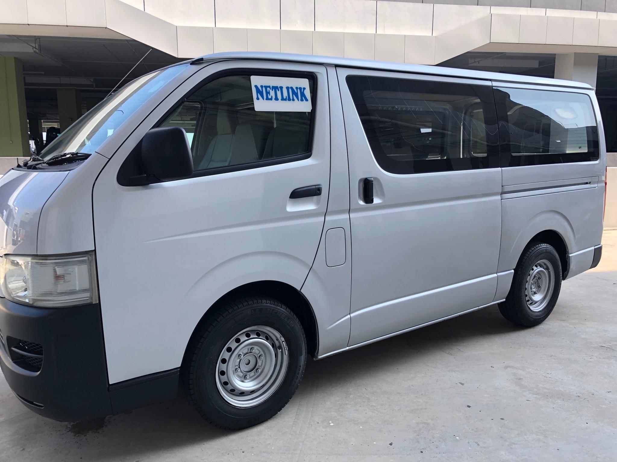 TOYOTA HIACE AUTO 3.0L