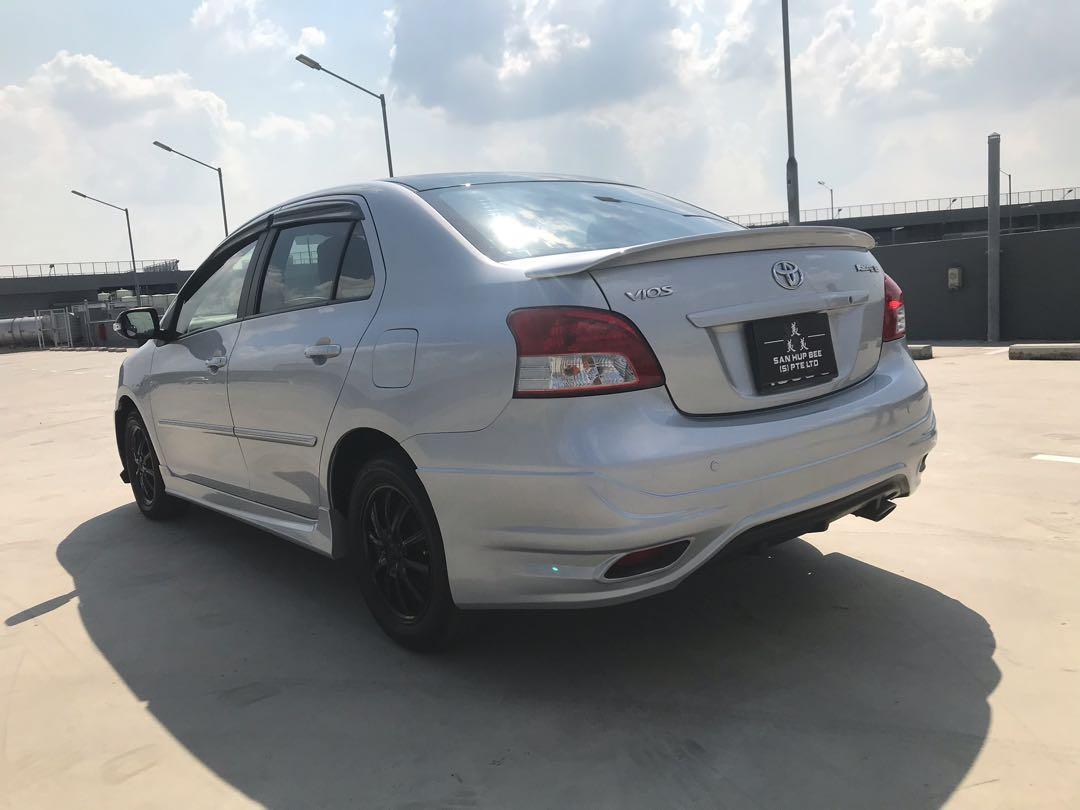 Toyota Vios Auto 1.5 E