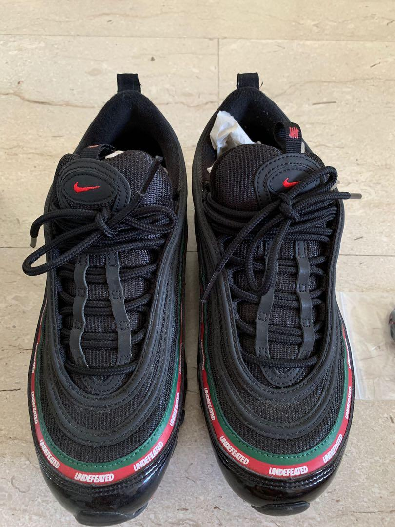 Nike Undefeated Air max , Men's Fashion, Men's Footwear