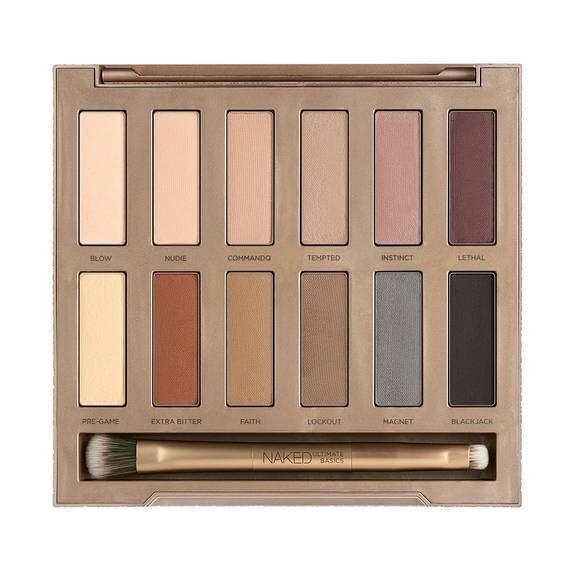 URBAN DECAY ULTIMATE BASICS MATTE EYESHADOW PALETTE