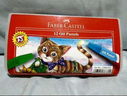 Faber-Castell Oil Pastels