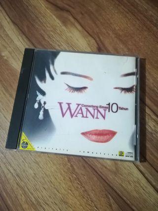wann - cemerlang emas 10 tahun gold disc