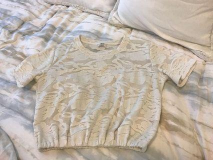 Wilfred Free Embroidered T-shirt
