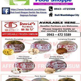 Davids Siomai Food Drinks Carousell Philippines