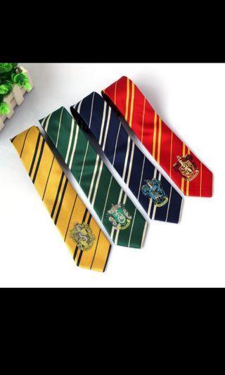 Harry Potter neckties for rent or buy