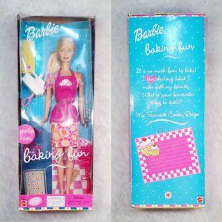 Barbie Baking Fun Mattel