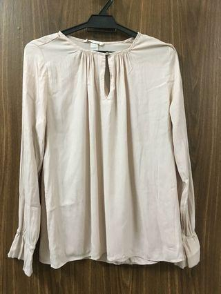 H&M Top in soft pink