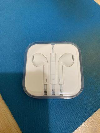 全新蘋果3.5mm耳機