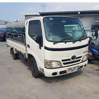 Toyota Dyna For rent