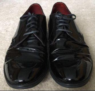 Dolce & Gabbana Patent Leather Shoes
