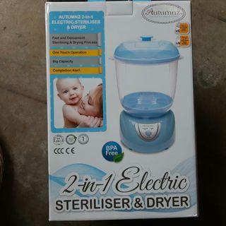 AUTUMNZ - 2 in 1 STERILISER & DRYER