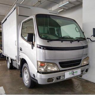 Lorry rental Van rental