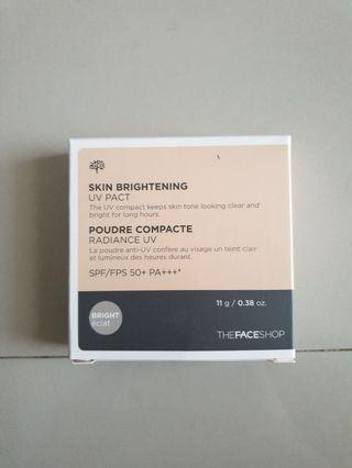 Faceshop compact powder. 11gr. Refill.