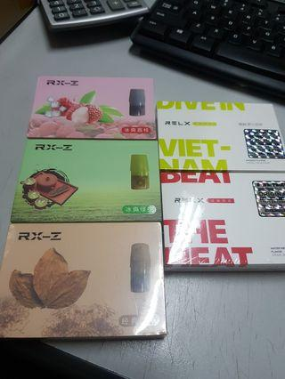 Relx pod cartridge