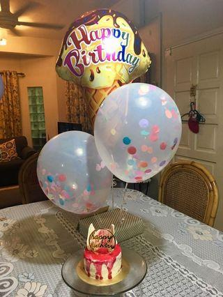 Birthday package murah