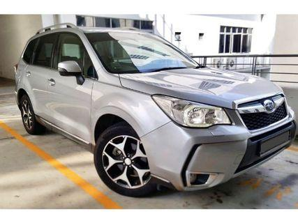 Subaru Forester 2.0 XT Auto