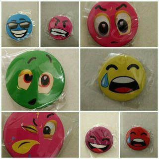 Pin Smiley