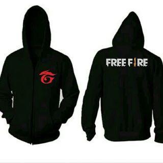 Jaket garena free fire