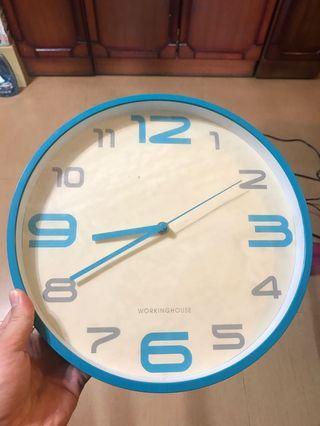 WORKING HOUSE 生活工廠 時鐘