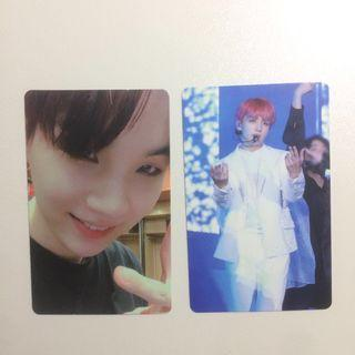 [WTS] BTS LOVE YOURSELF TOUR DVD PHOTOCARD
