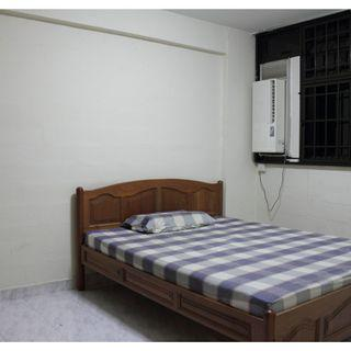 Near Bedok MRT! Common room at Blk 27 upper changi road for Rent