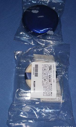 ORBIS極緻抗陽蜜粉餅SPF50/PA++++