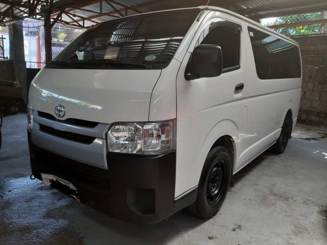 2019 Toyota Hiace Commuter 3 0 White M/T on Carousell