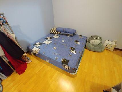 getha king size bed nanosilver x