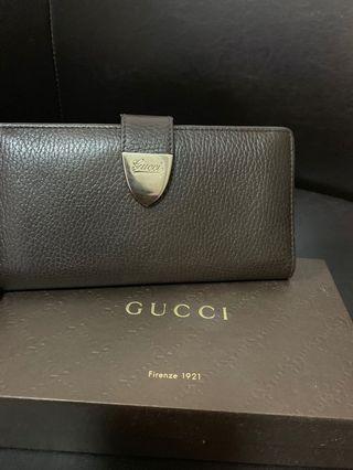 Authentic Gucci Long Purse