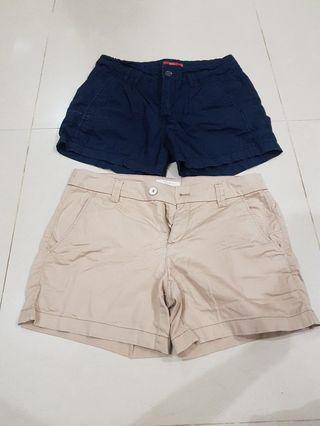 Combo deal: Esprit shorts x2