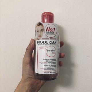 Bioderma 貝膚黛瑪 貝德瑪 舒敏高效潔膚液 卸妝水 台灣公司貨(非水貨)可集點
