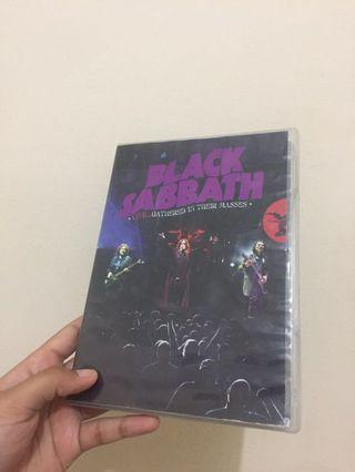 Black Sabbath Live