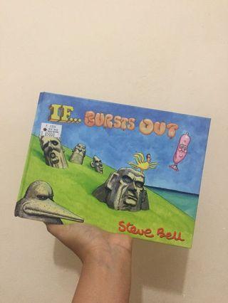 Buku Komik Politik