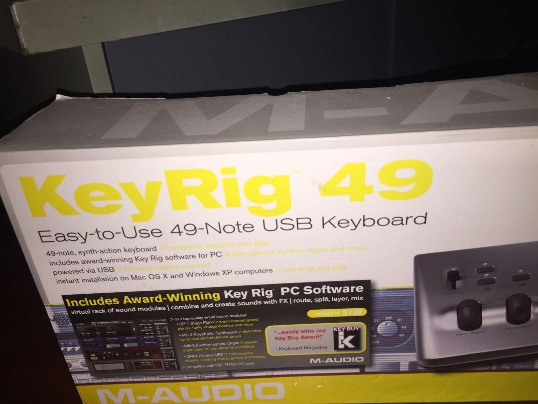 49鍵 USB 琴鍵