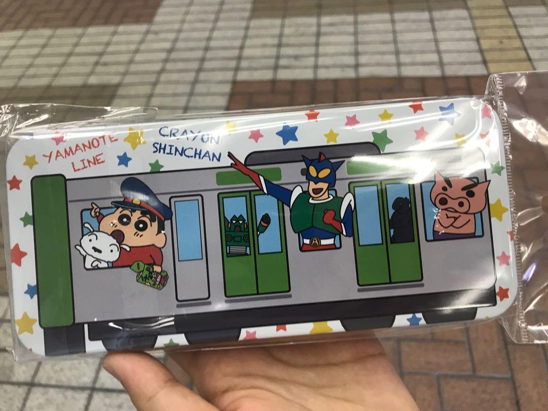蠟筆小新筆盒特別版(日本直送)