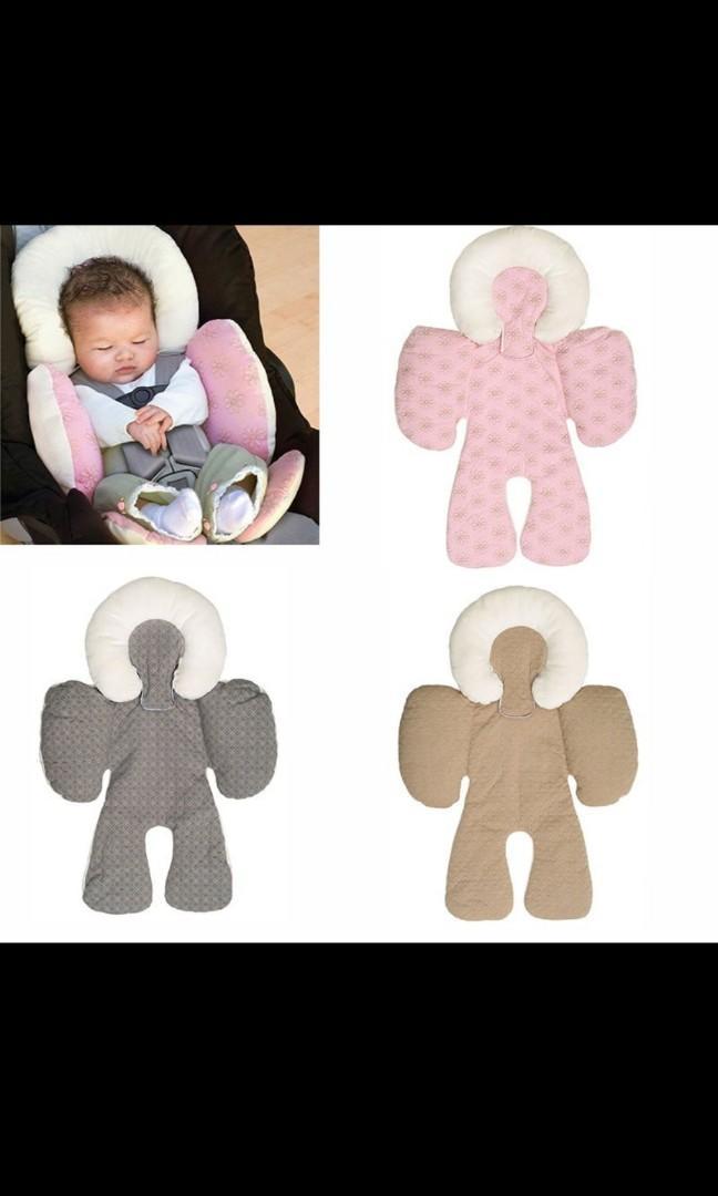 BB Baby Supplies Baby Headrest Neck Pillow Stroller Body Support Cushions