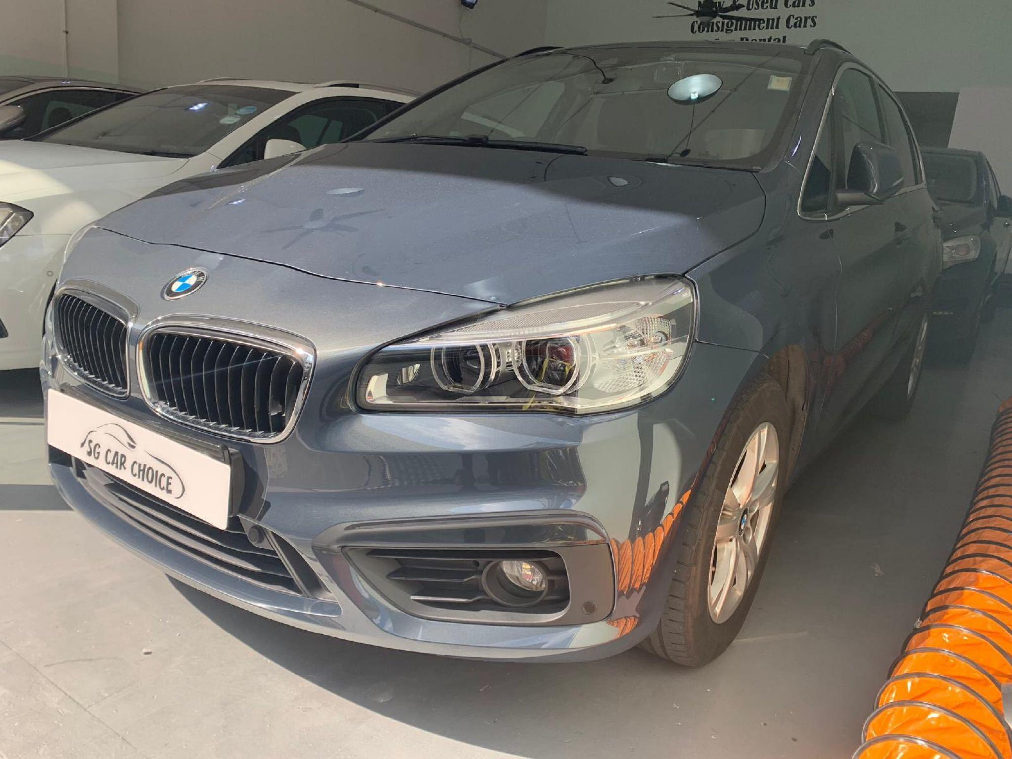 BMW 216d Active Tourer Auto