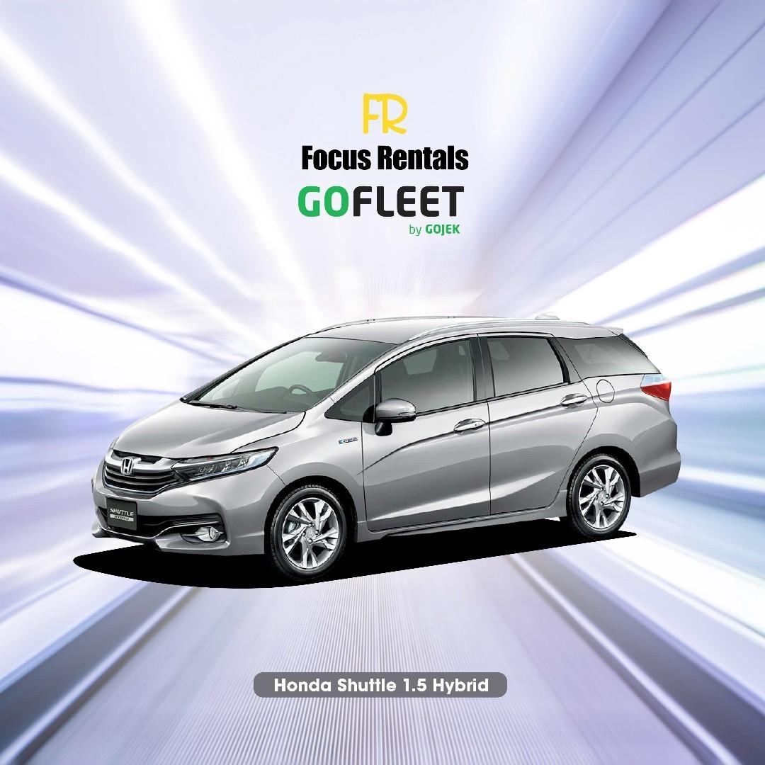 🚗Brand New Honda Shuttle Hybrid🚗