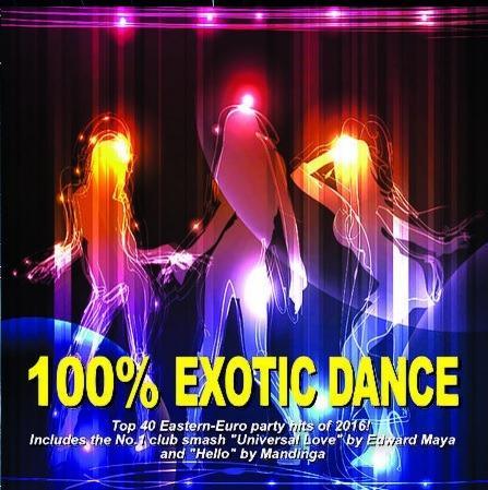 CD 100% Exotic Dance Edward Maya Mandinga Free Shipping