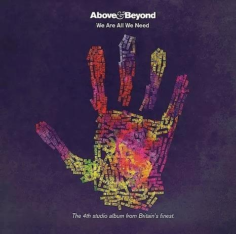 CD Above & Beyond - We Are All We Need Free Shipping