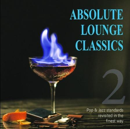 CD Absolute Lounge Classics 2 Driss Farrio Anna Torres Free Shipping