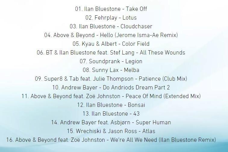 CD Anjunabeats Worldwide 05 ilan Bluestone Fehrplay Free Shipping