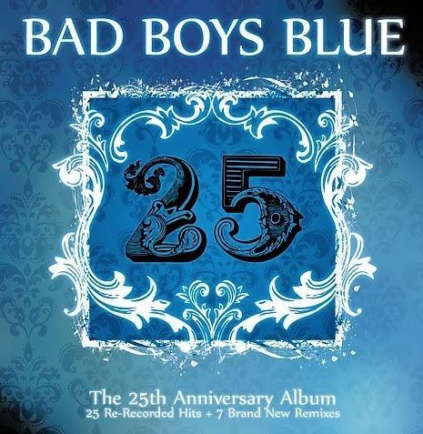 CD Bad Boys Blue - The 25th Anniversary Album Free Shipping