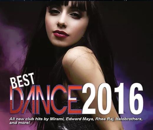CD Best Dance 2016 Mirami Conn Raney Mista Free Shipping