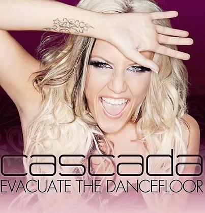 CD Cascada - Evacuate The Dancefloor Free Shipping