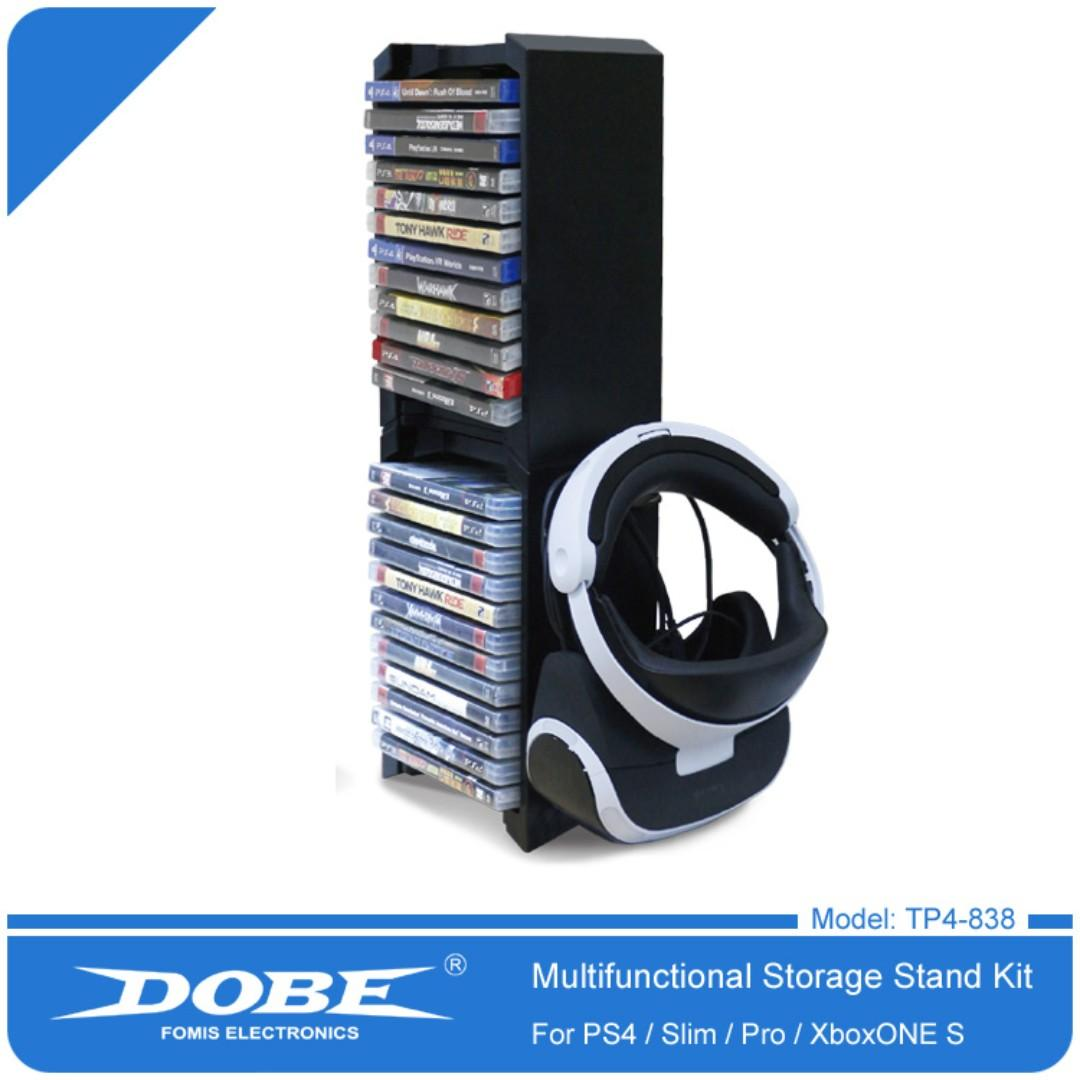 IN-STOCK]⭐Free Delivery⭐Dobe VR Headset Stand / Multi