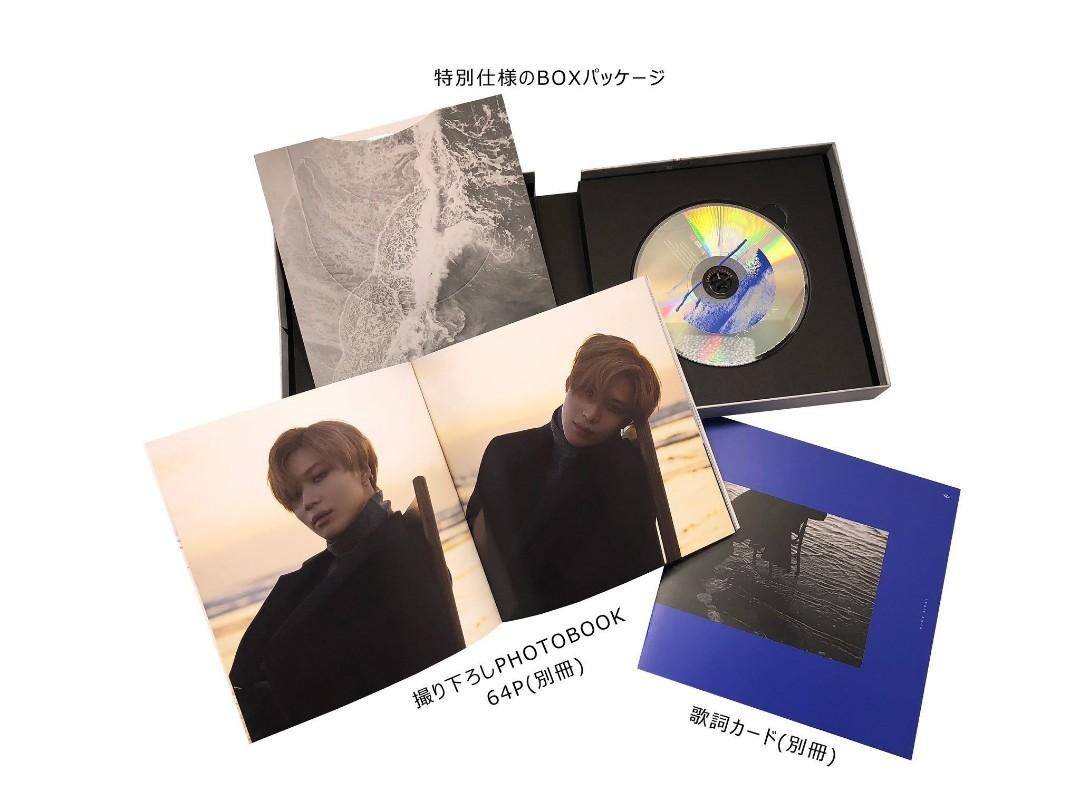 Taemin 1st Japanese Album [Fanclub Limited Edition]