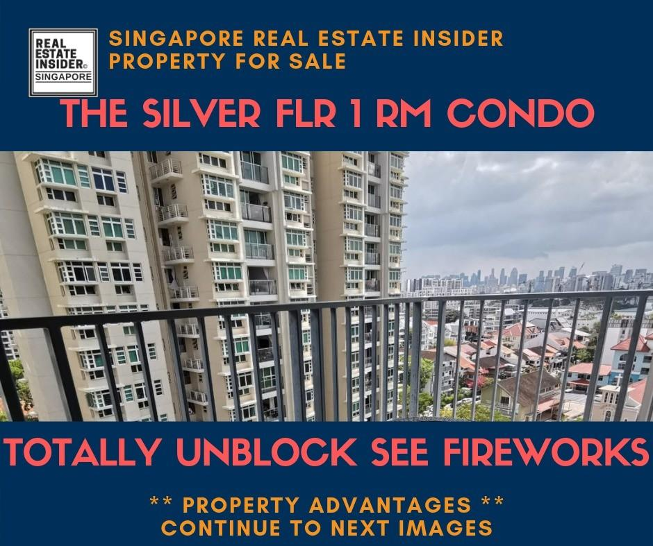 High Floor See Fireworks with 1 Rm @ The SILVER FIR